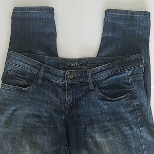 Mossimo Women's Skinny Jeans 4/27/S/C Medium Wash